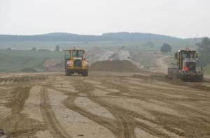 Autostrada A1 w budowie. Zamkną jezdnię DK1 w Częstochowie