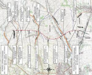 Droga ekspresowa S19 Świlcza - węzeł Rzeszów Południe (Kielanówka)