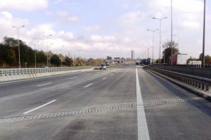 Remont na autostradzie A4 pod Wrocławiem