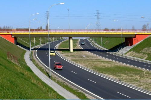 Będą po trzy-cztery pasy jezdni i tunele na S7 Warszawa – Kiełpin