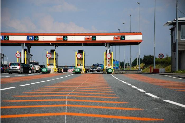 Manualny pobór opłat na autostradzie A4