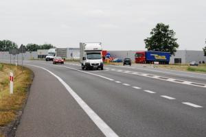 Znikną czarne punkty na DK45 w Praszce i DK46 - DK94 pod Opolem