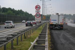 Uwaga utrudnienia na A4! Trwa remont autostradowej obwodnicy Krakowa