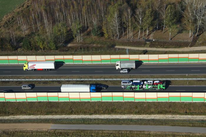 Budowa autostrady A2: ZRID na węzeł Konik wydany