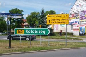 Jedziesz do Kołobrzegu - omiń DW163 Czaplinek – Glinki