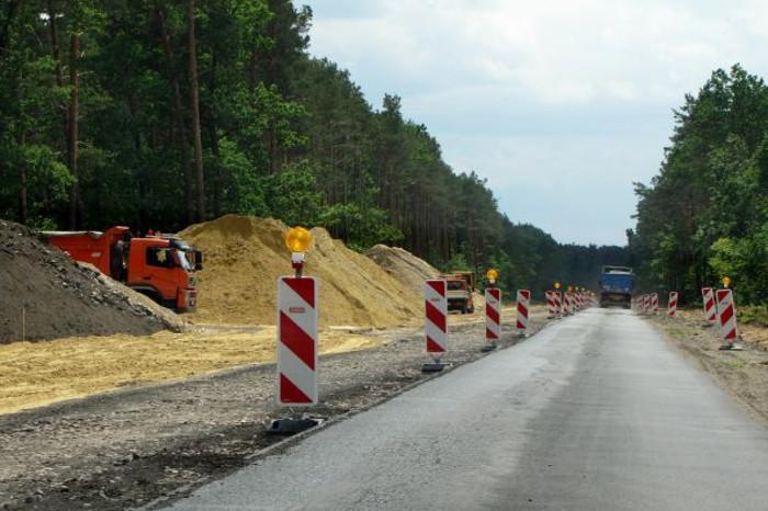 Łódź: Ulica Rokicińska w ciągu DW713 zostanie przebudowana