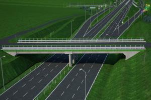 Pierwsze prace przy budowie drogi S19 Świlcza - Rzeszów Południe