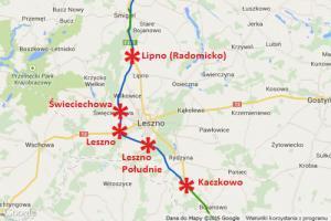 Budimex wybuduje odcinek S5 z Leszna do Kaczkowa