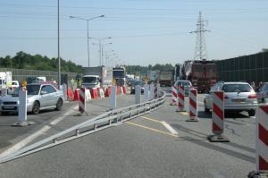Remont na A4: Zmiany w ruchu na Autostradowej Obwodnicy Krakowa