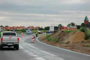 Powstaje droga S5 Wrocław - Trzebnica. Zmiany w ruchu dla kierowców