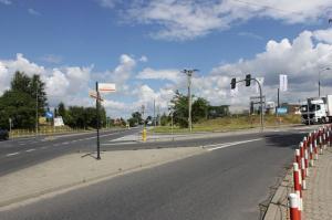 Ulica Lubelska (DW777) w Sandomierzu oddana do użytku