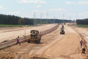 Obwodnica Warszawy: 20 chętnych do budowy węzła Lubelska (A2/S2/S17)