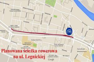 Wrocław: Od sierpnia zmiany na ul. Legnickiej