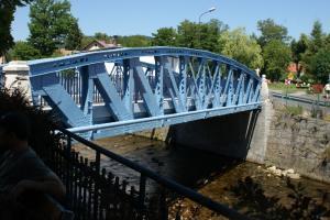 Dolnośląskie: Most w Piechowicach na DW366 służy kierowcom