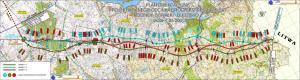 Mapa drogi ekspresowej S61 Suwałki - Budzisko