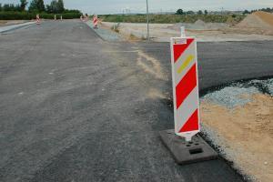 Świętokrzyskie: Objazd DK74 w Bidzinach