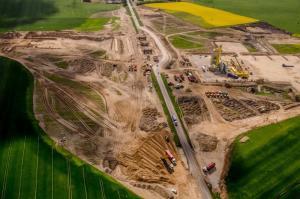 Budowa autostrad i dróg ekspresowych. Zobacz gdzie, kiedy i ile kilometrów powstanie.