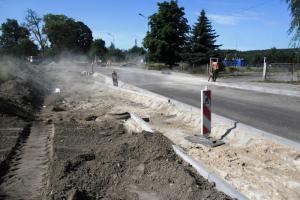 W 2017 zakończy się przebudowa DW203 Koszalin - Darłowo