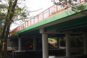 DW560: Most w Brodnicy po remoncie