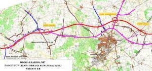 Droga ekspresowa S7 Napierki - Mława