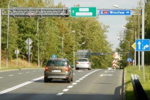 Węzły na autostradzie A4 w Katowicach i Chorzowie z nowa nawierzchnią
