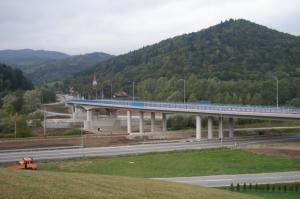DK87: Nowy most na Popradzie między Polską a Słowacją otwarty