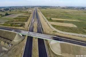 Budowa autostrady A4 Rzeszów – Jarosław na finiszu