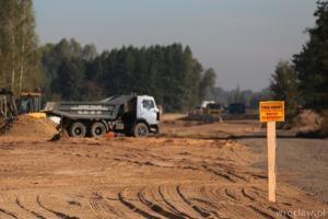 Wrocław: Budowa obwodnicy Leśnicy stała się faktem
