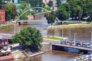 Zbliża się remont wrocławskich Mostów Uniwersyteckich