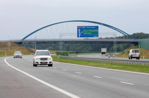 Autostrada A2 Warszawa – Mińsk Mazowiecki w rękach wykonawcy