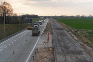 Przebudowa autostrady A4 Wrocław – Krzyżowa odpłynęła w czasie
