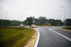 Nowy łącznik z autostradą A4 w Brzesku otwarty!