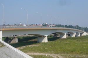 DK77: 19 października przegląd mostu w Sandomierzu