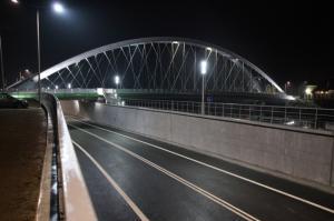 DW945: Most na Sole w Żywcu służy kierowcom i pieszym