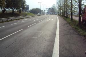 Utrudnienia na DK1 w Czechowicach-Dziedzicach
