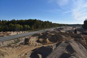 Budowa S7: Zmiany ruchu w Ostródzie