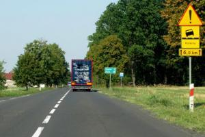 Rozbudowa DW473 Uniejów – A2. Zamknięcie drogi w Uniejowie