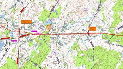 Droga Ekspresowa S17 Garwolin Kurow Mapa Odcinka Ryki