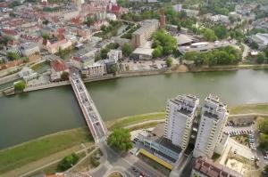 Opole chce Trasy Średnicowej i obwodnicy południowej z nowym mostem przez Odrę