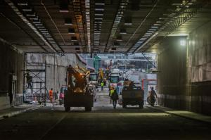 W grudniu koniec budowy DTŚ w Gliwicach