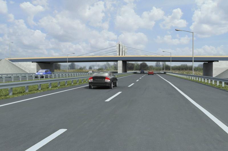 S14 - droga ekspresowa jako zachodnia obwodnica Łodzi