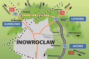 18 wykonawców startuje do budowy północnej obwodnicy Inowrocławia