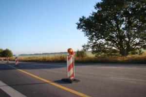 Wielkopolskie: Objazd DW307 Buk – Opalenica do 12 grudnia