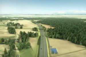Osiem firm chce budować drogę S6 na trasie obwodnicy Koszalina i Sianowa