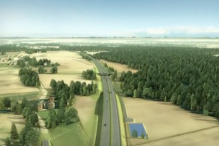 S6 na zachód od Koszalina do końca 2019 r.