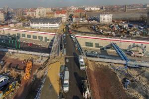 Drogowa Trasa Średnicowa (DW902) jedną z najlepszych inwestycji komunalnych w kraju