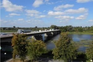 Nowy most w Malborku: Zmiana w ruchu na drodze krajowej nr 22