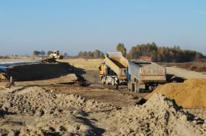 Z wizytą na budowie drogi ekspresowej S19 Sokołów Małopolski – Stobierna