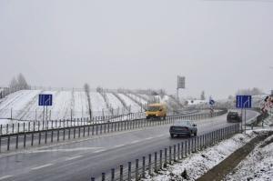 Dzięki przebudowie DK17 w Polanówce będzie bezpieczniej