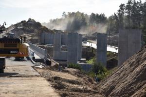 Warmińsko-mazurskie: Prawie 90 km dróg ekspresowych S7, S51 w budowie
